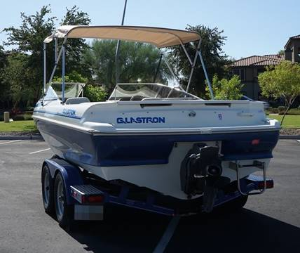 1997 Glastron GS-205
