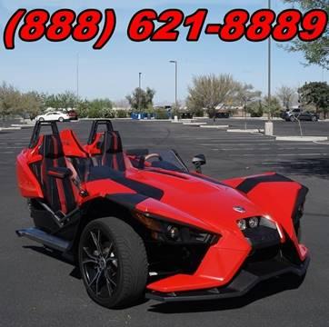 2015 Polaris Slingshot for sale in Mesa, AZ
