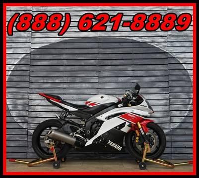 2012 Yamaha YZF-R6 for sale in Mesa, AZ