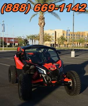 2018 Can-Am Maverick X3 X RS Turbo R for sale in Mesa, AZ
