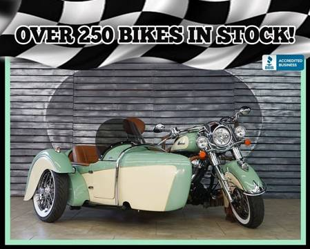 2016 Indian Chief Vintage W/Sidecar for sale in Mesa, AZ