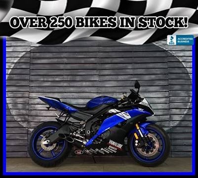 2015 Yamaha YZF-R6 for sale in Mesa, AZ
