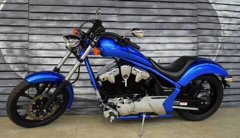 2016 Honda Fury