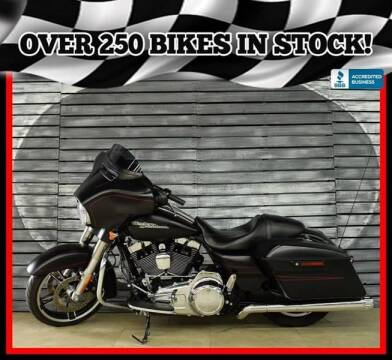 2016 Harley-Davidson Street Glide for sale at AZautorv.com in Mesa AZ