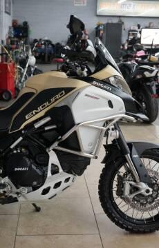 2018 Ducati MTS1200 Enduro Pro