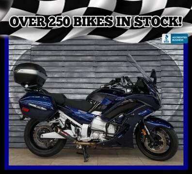2016 Yamaha FJR1300 for sale at AZautorv.com in Mesa AZ
