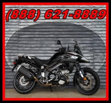 2018 Suzuki V-Strom 1000XT for sale at AZautorv.com in Mesa AZ