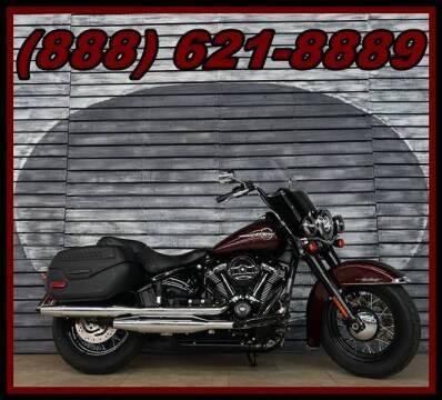 2018 Harley-Davidson Heritage Softail  for sale at AZautorv.com in Mesa AZ