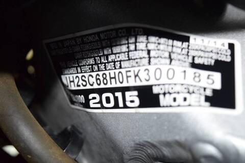 2015 Honda Goldwing