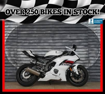2019 Yamaha YZF-R6 for sale at AZautorv.com in Mesa AZ