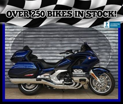 2018 Honda Goldwing for sale at AZautorv.com in Mesa AZ