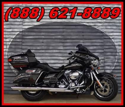 2016 Harley-Davidson Electra Glide for sale at AZautorv.com in Mesa AZ