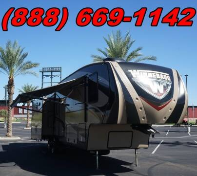 2017 Winnebago M-35RL for sale at AZautorv.com in Mesa AZ