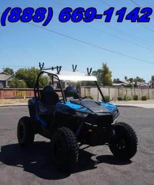 2017 Polaris RZR S 900 (EPS) for sale at AZautorv.com in Mesa AZ