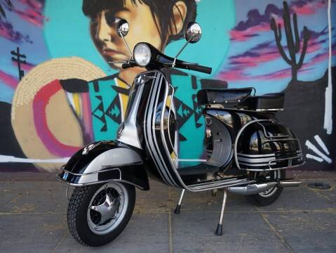 1966 Piaggio Vespa 150 for sale at AZautorv.com in Mesa AZ