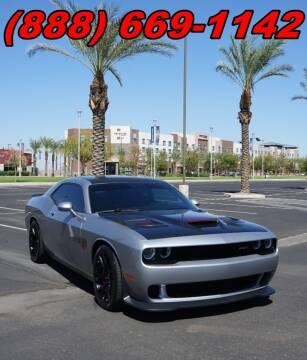 2016 Dodge Challenger for sale at AZautorv.com in Mesa AZ