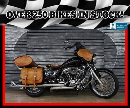 2012 Harley-Davidson Ultra Classic Electra Glide for sale at AZautorv.com in Mesa AZ