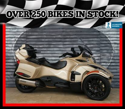 2018 Can-Am Spyder RT-Limited for sale at AZautorv.com in Mesa AZ