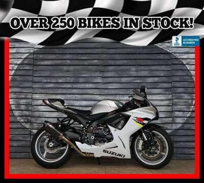 2018 Suzuki GSX-R600 for sale at AZautorv.com in Mesa AZ