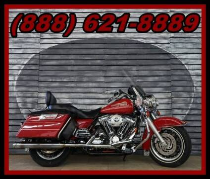 2007 Harley-Davidson Road King for sale at AZautorv.com in Mesa AZ