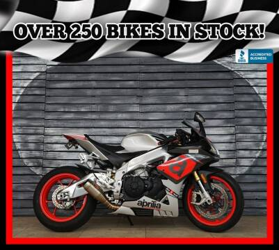 2018 Aprilia RSV4 RR for sale at AZautorv.com in Mesa AZ