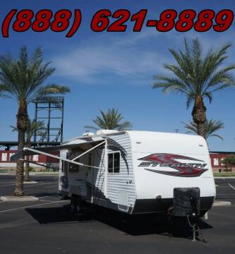 2012 Forest River M-FS2612 for sale at AZautorv.com in Mesa AZ