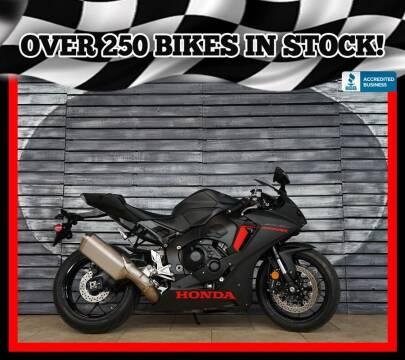 2018 Honda CBR1000RR for sale at AZautorv.com in Mesa AZ