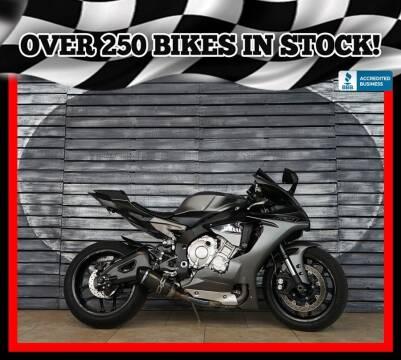 2016 Yamaha YZF-R1 for sale at AZautorv.com in Mesa AZ