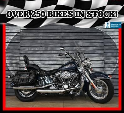 2008 Harley-Davidson Heritage Softail  for sale at AZautorv.com in Mesa AZ
