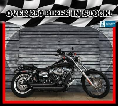 2013 Harley-Davidson Dyna Wide Glide for sale at AZautorv.com in Mesa AZ