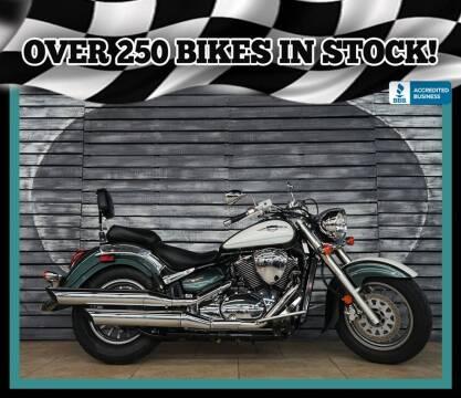2009 Suzuki Boulevard C50 for sale at AZautorv.com in Mesa AZ