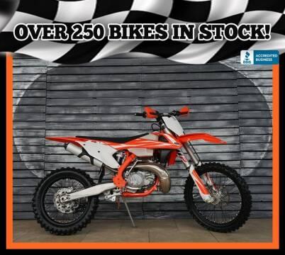 2018 KTM 250 XC for sale at AZautorv.com in Mesa AZ