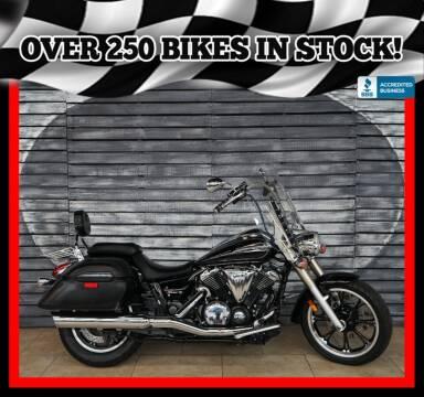 2012 Yamaha V-Star Tourer for sale at AZautorv.com in Mesa AZ