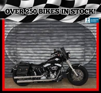2017 Harley-Davidson Softail Slim for sale at AZautorv.com in Mesa AZ
