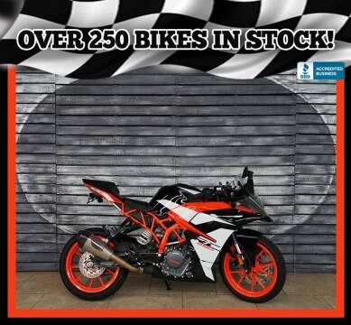 2018 KTM RC 390 for sale at AZautorv.com in Mesa AZ