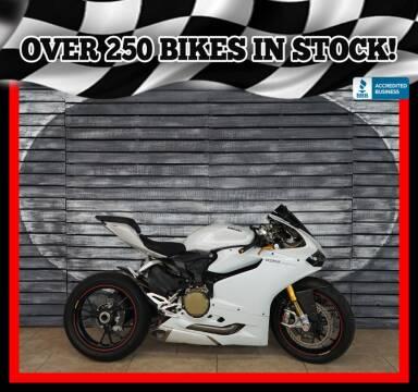 2013 Ducati 1199 Panigale for sale at AZautorv.com in Mesa AZ