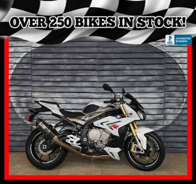 2015 BMW S1000R for sale at AZautorv.com in Mesa AZ
