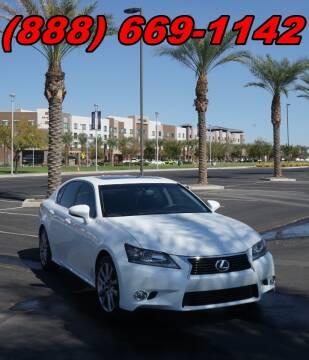 2015 Lexus GS 350 for sale at AZautorv.com in Mesa AZ
