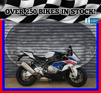 2018 BMW S1000RR for sale at AZautorv.com in Mesa AZ