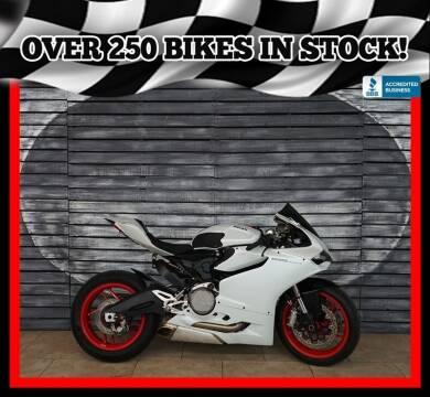 2015 Ducati 899 Panigale for sale at AZautorv.com in Mesa AZ