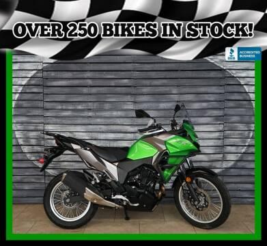2017 Kawasaki Versys-X 300 for sale at AZautorv.com in Mesa AZ