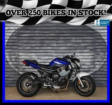 2013 Yamaha FZ6R for sale at AZautorv.com in Mesa AZ