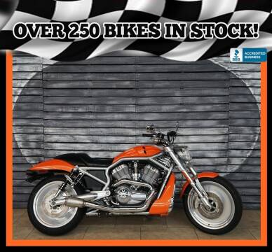 2006 Harley-Davidson Street Rod for sale at AZautorv.com in Mesa AZ