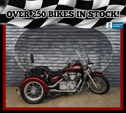 2013 Honda VTX for sale at AZautorv.com in Mesa AZ