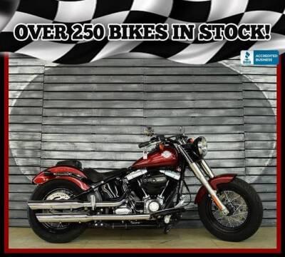2016 Harley-Davidson Softail Slim for sale at AZautorv.com in Mesa AZ