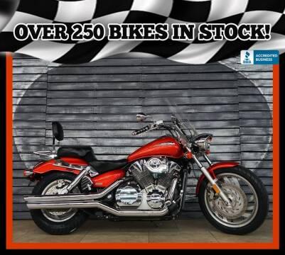 2006 Honda VTX for sale at AZautorv.com in Mesa AZ