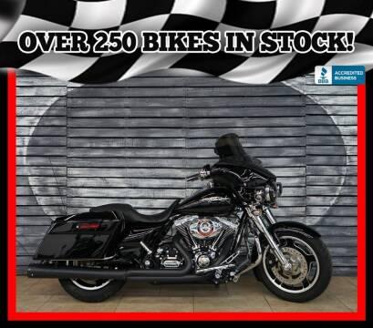 2009 Harley-Davidson Street Glide for sale at AZautorv.com in Mesa AZ