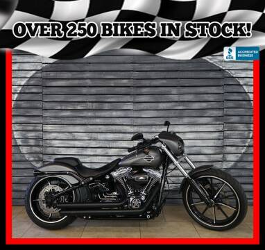 2016 Harley-Davidson Breakout for sale at AZautorv.com in Mesa AZ