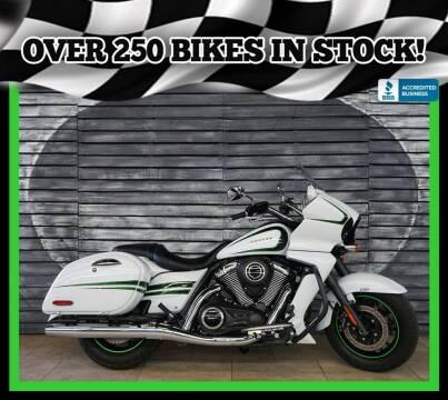 2016 Kawasaki Vulcan for sale at AZautorv.com in Mesa AZ