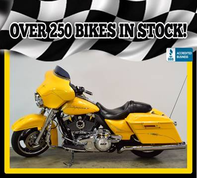 2013 Harley-Davidson Street Glide for sale in Mesa, AZ